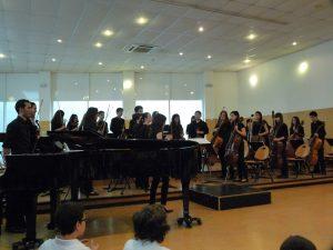 Músicos españoles @ Sede del Ateneo de Almagro