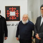 Lleno absoluto en el Ateneo para escuchar a José Luis Bardasano
