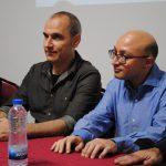 David Marqués y Jesús Vidal llenan la sala para hablar de Campeones