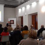 Jiménez Ballesta hizo conciencia sobre el suelo en Almagro
