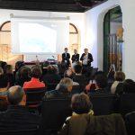 'Espacial' conferencia en el Ateneo de Almagro