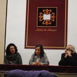 María Rubio dio comienzo a las XV Jornadas Cervantinas del CELCIT en el Ateneo