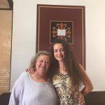 Deborah Domínguez llevó la experiencia teatral americana al Ateneo de Almagro