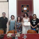 Elena Arenas gana el II Certamen de Relato Breve del Ateneo