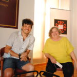 David Boceta: «Cuando no venimos a Almagro sentimos que nos falta algo»