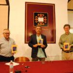 José Vicente Vinuesa presenta en sociedad su tercera novela