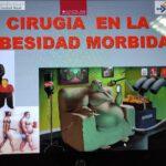 Jesús Martín hablo de obesidad y cirugía en el Ateneo