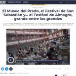 El Ateneo felicita al Festival de Almagro en la SER