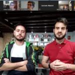 """Jaime García y Álvaro Briñas presentan """"Librería Macondo"""" en el Ateneo de Almagro"""