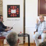 """Emilio Gutiérrez Caba, con lleno absoluto, abre el ciclo """"Versos libres a plena luz"""" en el Ateneo de Almagro."""