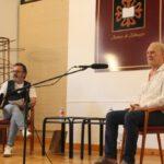 El Ateneo de Almagro recibe la visita de Lluís Homar, director de la Compañía Nacional de Teatro Clásico.