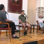 """Los """"Versos libres a plena luz"""" del Ateneo de Almagro cierran la programación de julio con David Luque y Emilio Gavira"""