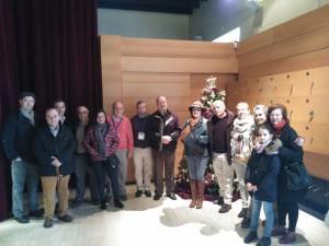 visita museo nac teatro 4